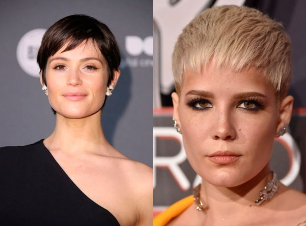 Pixie haircut fall winter 2018 2019