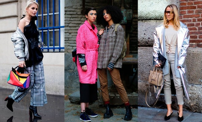 Fall-Winter 2018-2018 Street Style Trends