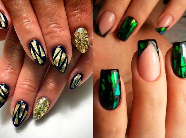 Festive nail ideas