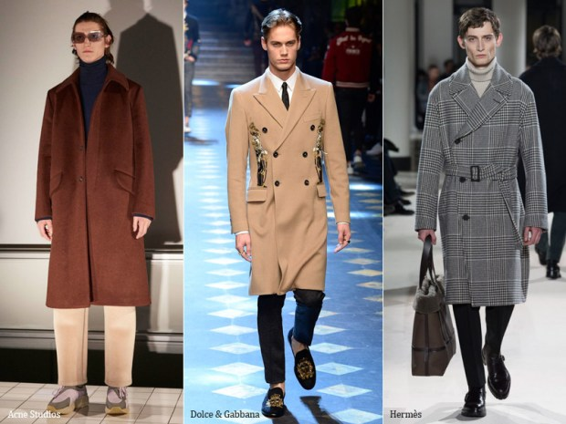 Coats for men fall winter 2018 2019