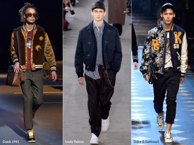 Latest trends for men's fashion