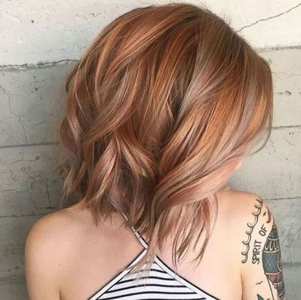 Hair color 2019 balayage