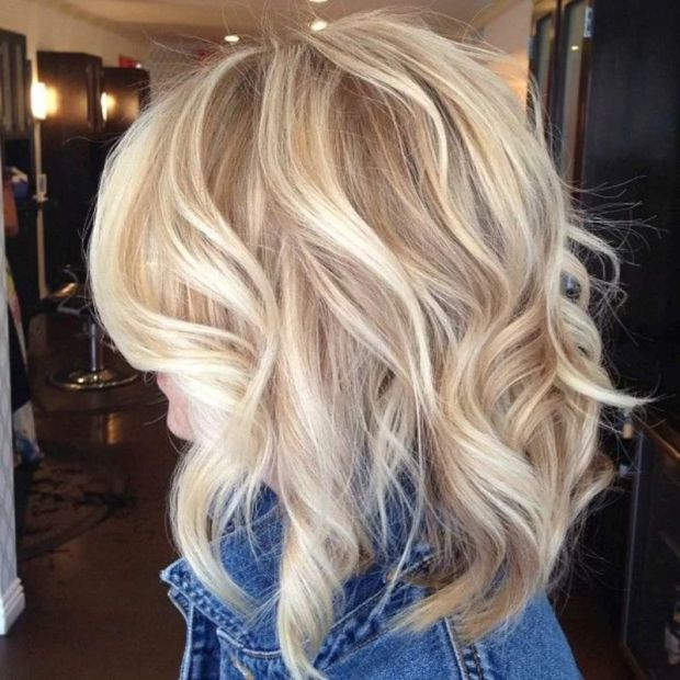 Blonde hair trends 2019