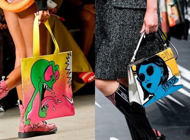 Summer 2019 handbags trends