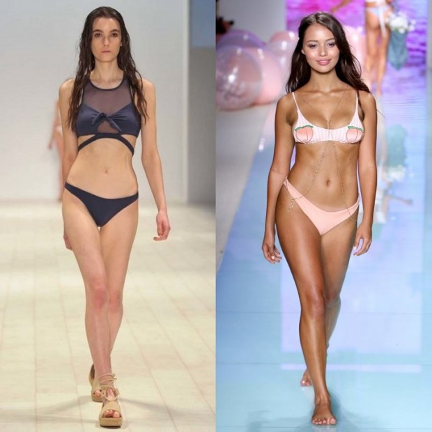 New swimsuit designs