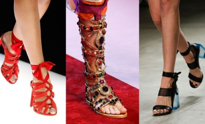 Trendy Sandals 2018
