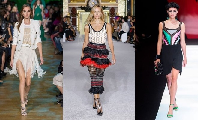Fashionable Skirts Spring-Summer 2019