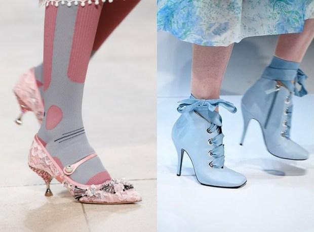 Elegant spring summer footwear 2019