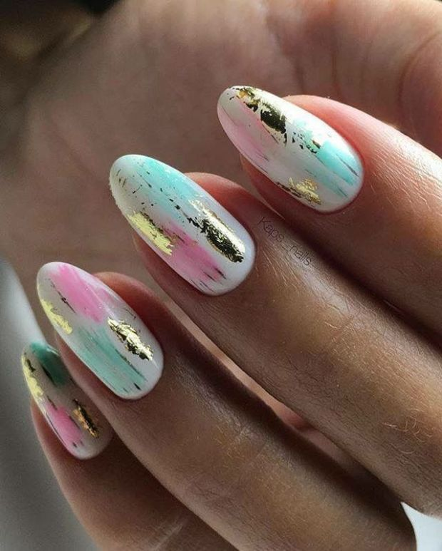 What manicure design to wear in 2019
