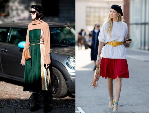 outfits with berets