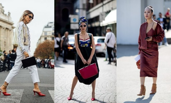 Spring-Summer 2019 Street Style Trends