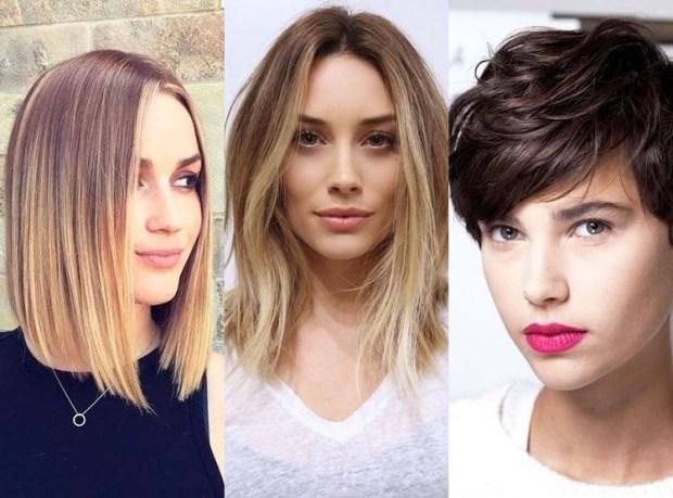 Modern haircuts 2019