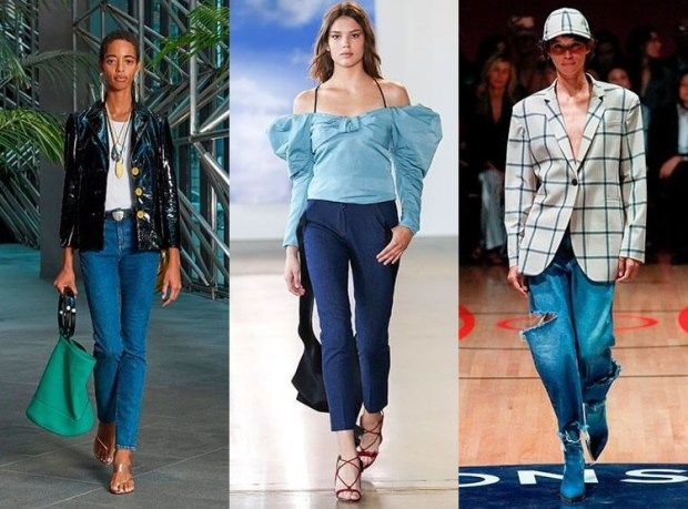 Ladies jeans 2019