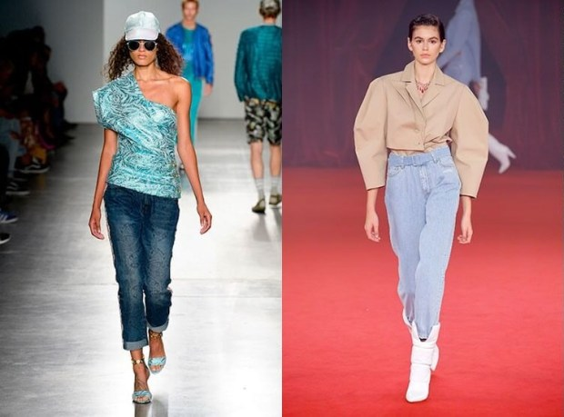 What jeans to wear in spring 2019