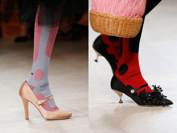 Shoes with socks 2019
