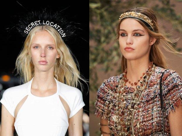 Accessories spring summer 2019 headbands