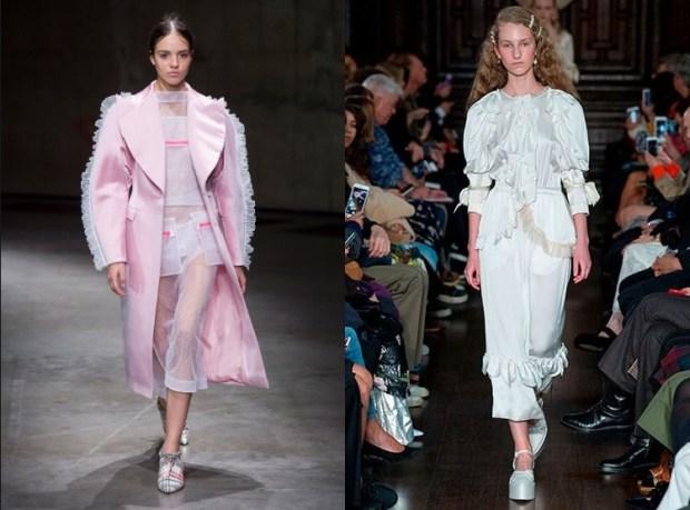 Fashion 2019 frills