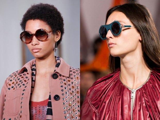 Round sunglasses 2019