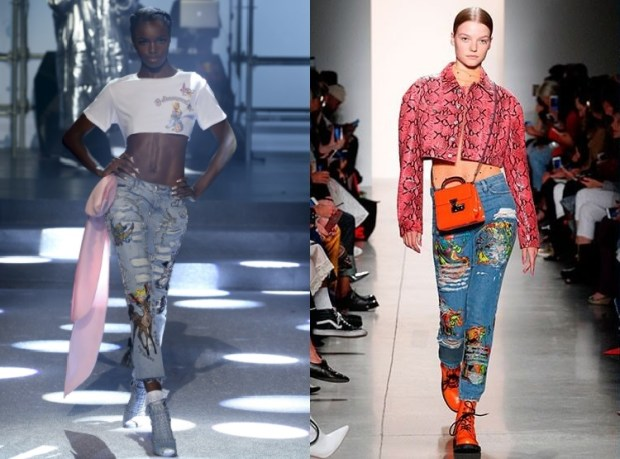 Jeans trends 2021