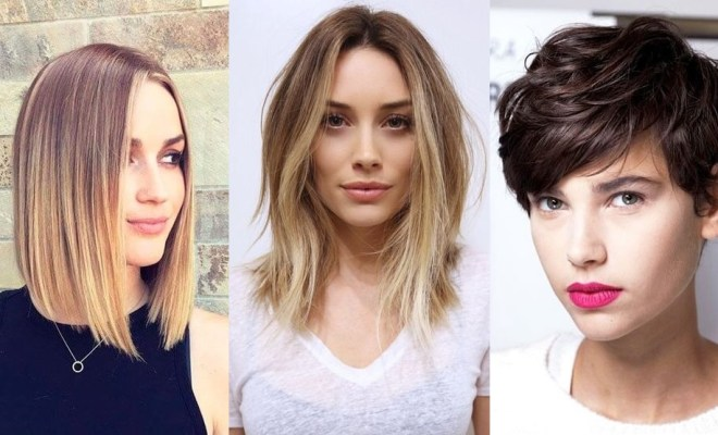 Best Haircuts for Women Spring-Summer 2019