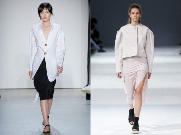 White blazers spring summer 2019