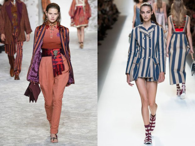 fashion vertical stripes 2019