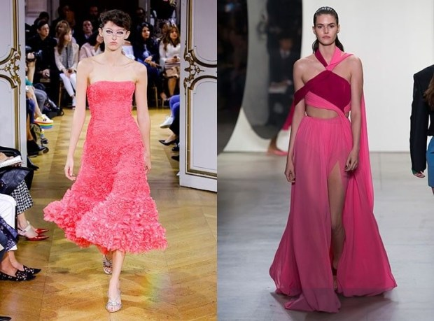 What evening dresses to wear in summer 2019