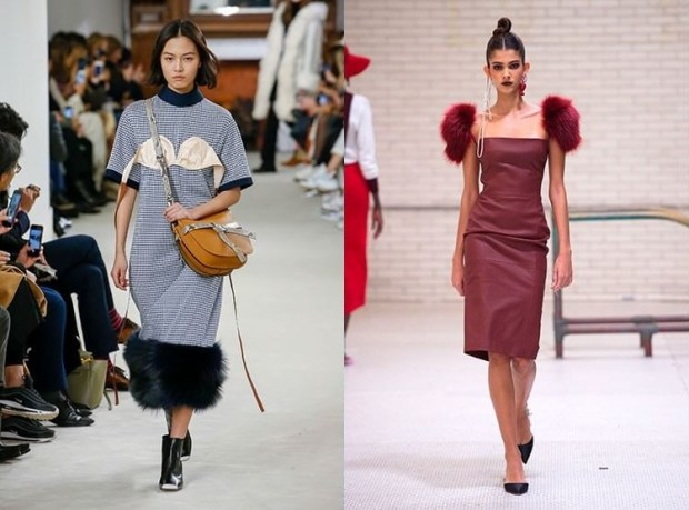 Winter 2020 dresses trends