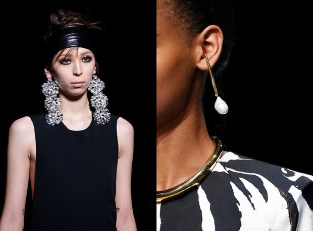 Stylish earrings fall 2019 winter 2020