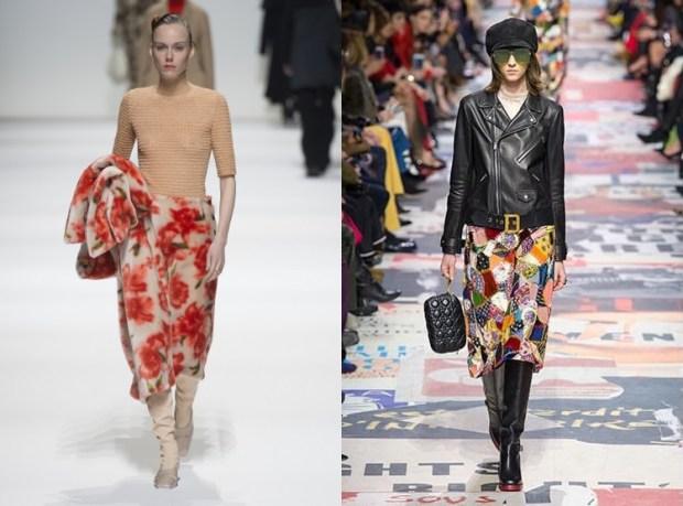 Best printed skirts 2019 2020
