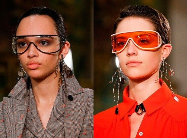 Women sunglasses fall winter 2019 2020
