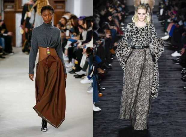 Fashion maxi skirts 2020