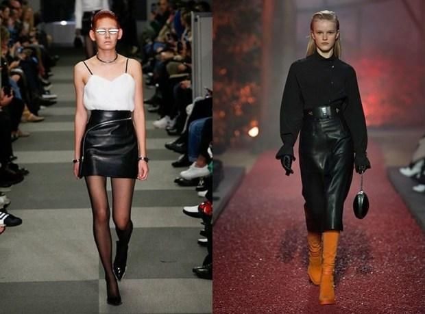 black leather designs