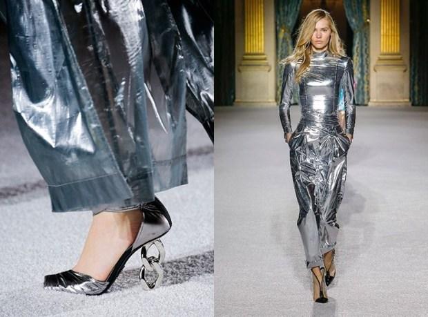 Fashion 2019 silver color