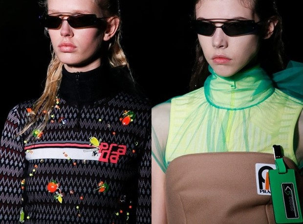 Fashion narrow sunglasses 2020