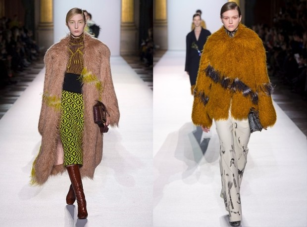 Fashion trends 2019 eco fur
