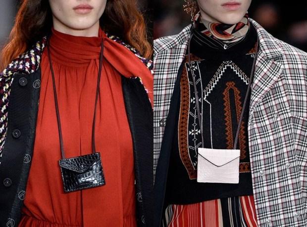 Ladies envelope bags