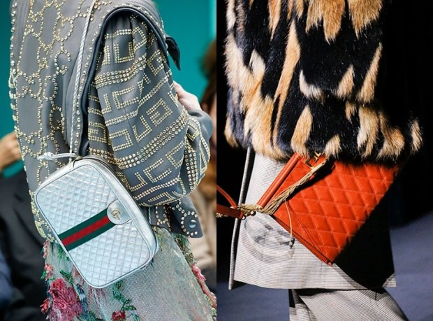 Quilted handbags fall winter 2019 2020