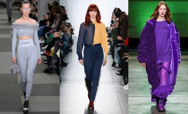 Fall-Winter 2019-2019 Color Trends