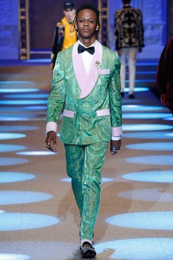 Men color trends 2020