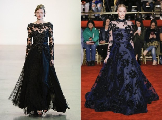 princess black lace