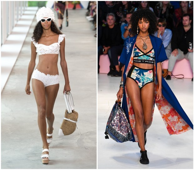 What swimsuits to wear in 2020