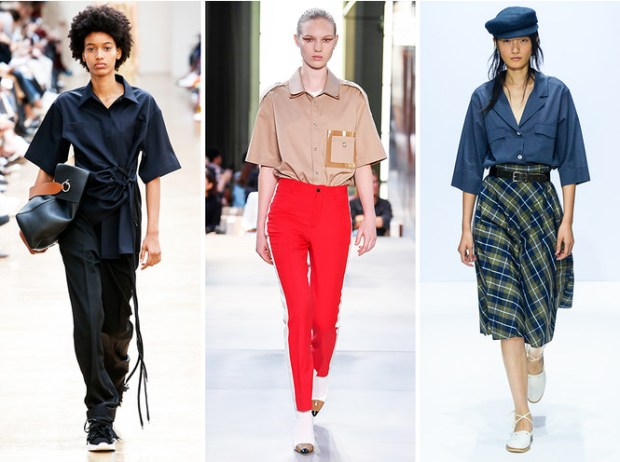 office style LFW spring summer 2020