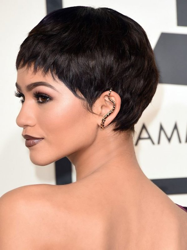 Celebrities hairstyles 2020