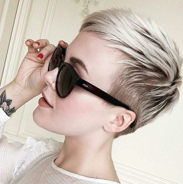 Ladies short hair haircuts 2020 pixie