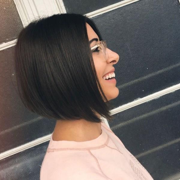 Short bob haircuts 2020