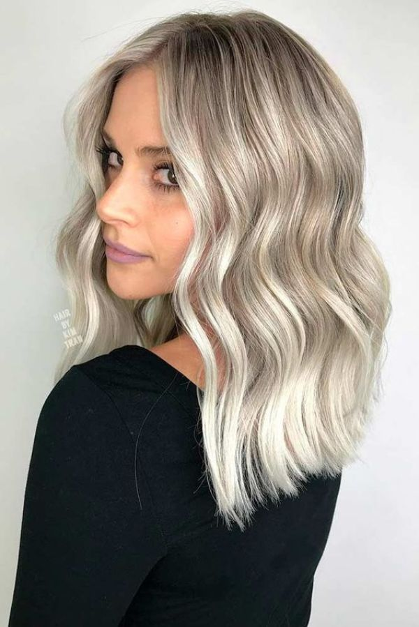 Ladies haircut trends 2020 curly hair