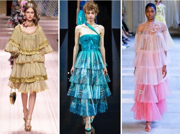 Milan dresses spring summer 2020