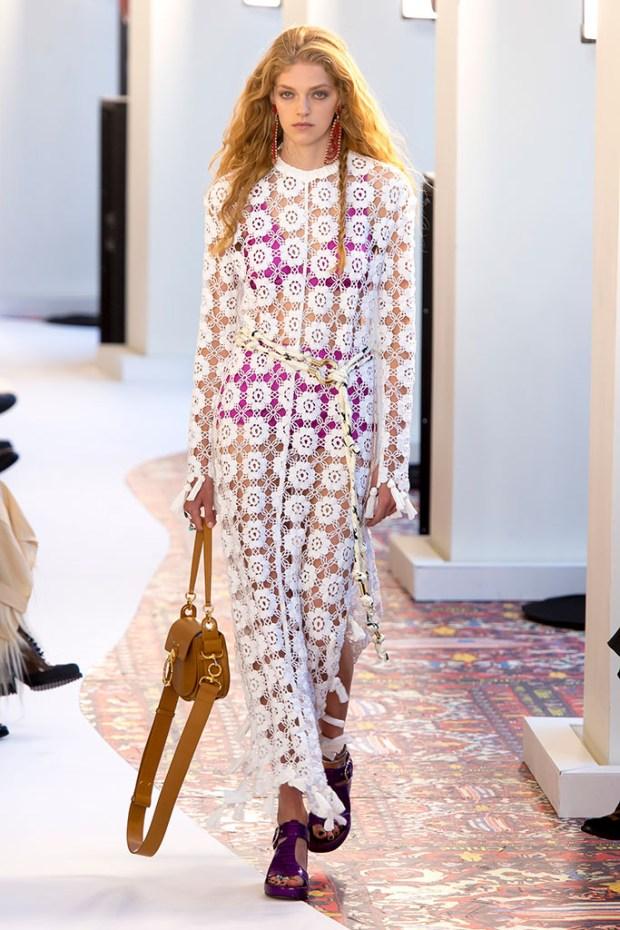 Crochet dresses 2020 spring summer
