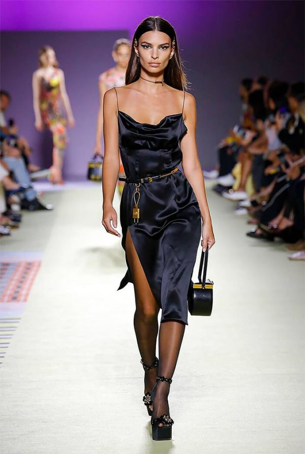 Dresses with thin straps 2020